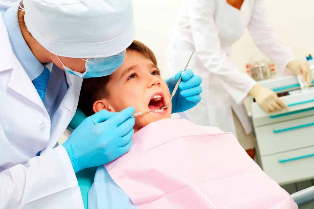 Seguro dental para niños