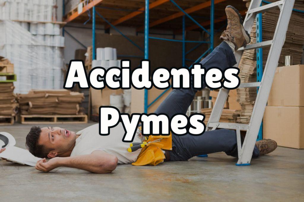 Coberturas del seguro de accidentes para Pymes
