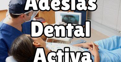 ¿Qué ofrece Adeslas Dental Activa?