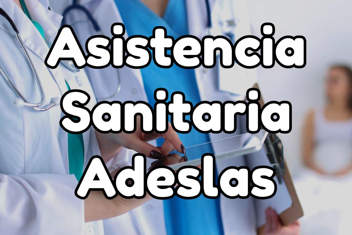 Asistencia sanitaria en Adeslas