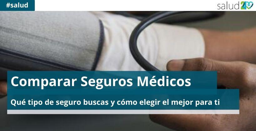 Comparar Seguros Médicos