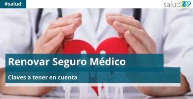 Renovar Seguro Médico