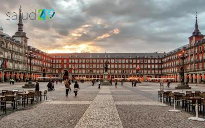 Oficinas Adeslas Madrid