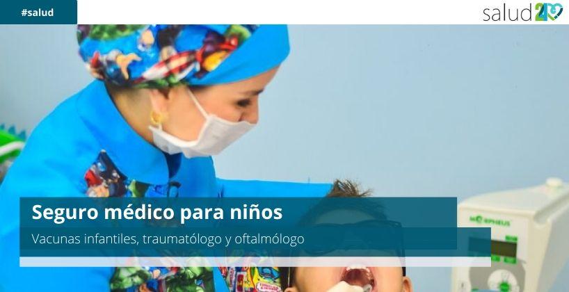 Seguro médico para niños