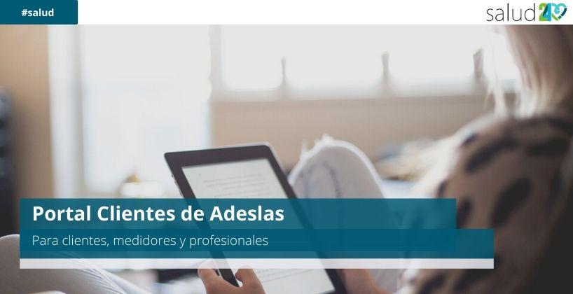 Portal Clientes de Adeslas