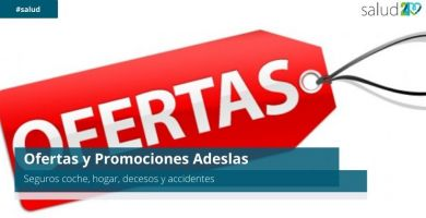 Ofertas y Promociones Adeslas
