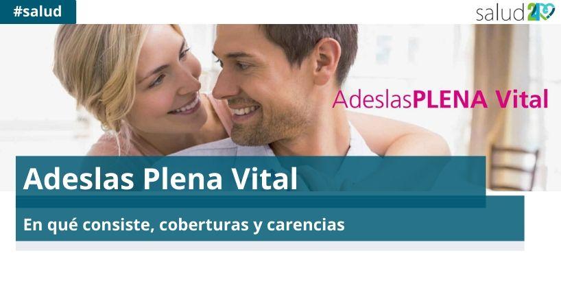 Adeslas Plena Vital