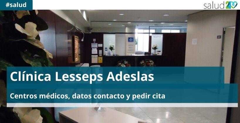 Clínica Lesseps Adeslas