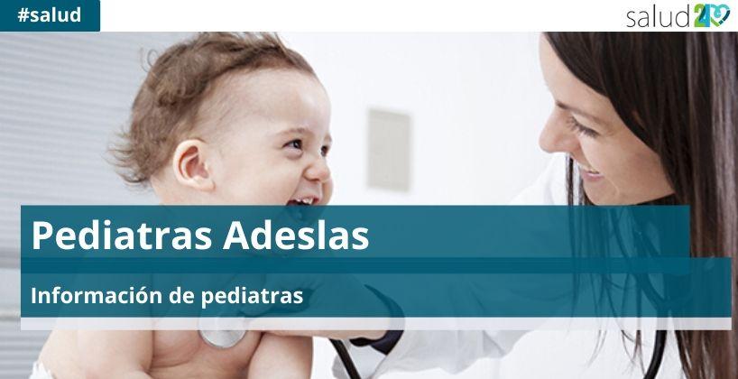Pediatras Adeslas