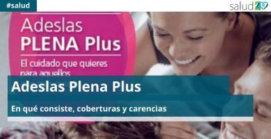 Adeslas Plena Plus