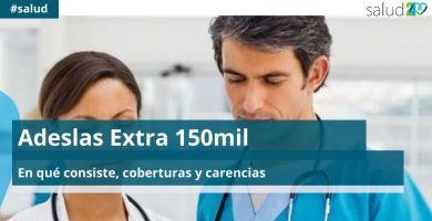 Adeslas Extra 150mil