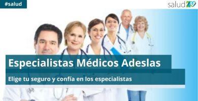 Especialistas Médicos Adeslas