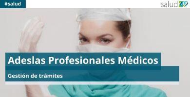 Portal Adeslas de Profesionales Médicos
