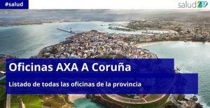 Oficinas AXA A Coruña
