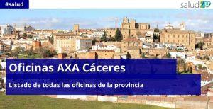 Oficinas AXA Cáceres