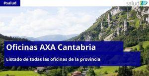 Oficinas Axa Cantabria