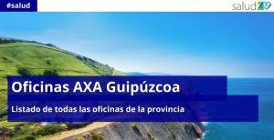 Oficinas AXa Guipúzcoa