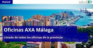 Oficinas AXA Málaga