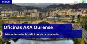 Oficinas AXA Ourense