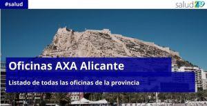 Oficinas Axa Alicante