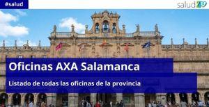 Oficinas AXA Salamanca