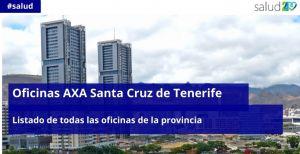 Oficinas AXA Santa Cruz de Tenerife