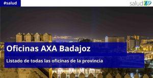 Oficinas AXA Badajoz