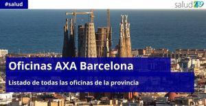 Oficinas AXA Barcelona