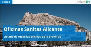 Oficinas Sanitas Alicante