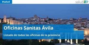 Oficinas Sanitas Ávila