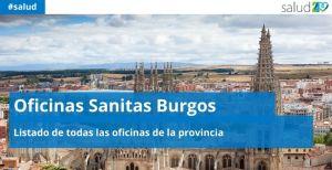 Oficinas Sanitas Burgos