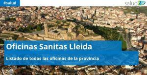 Oficinas Sanitas Lleida