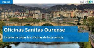 Oficinas Sanitas Ourense