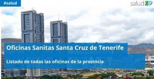 Oficinas Sanitas Santa Cruz de Tenerife