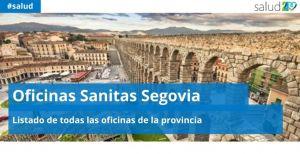 Oficinas Sanitas Segovia