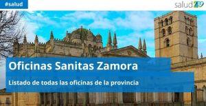 Oficinas Sanitas Zamora